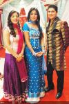 Ishita-Sharma-Kritika-Kamra-and-Vishal-Malhotra-in-a-still-from-the-popular-TV-show-Kuch-Toh-Log-Kahenge-