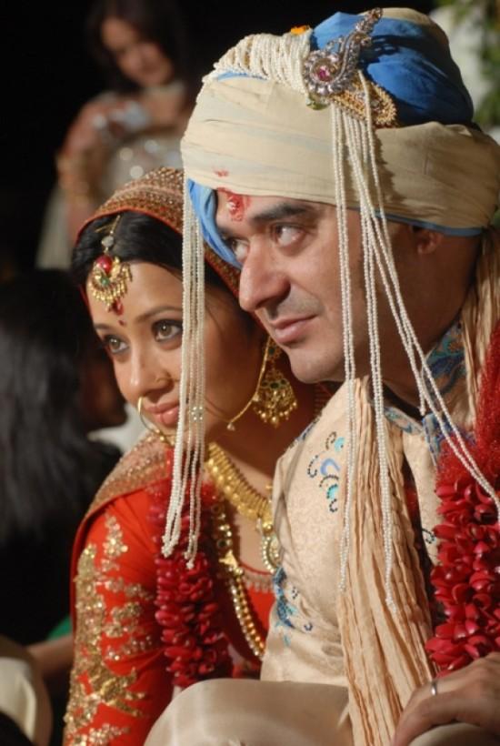reema sen and her husband