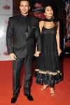 Vivek Priyanka Oberoi in a bollywood award show
