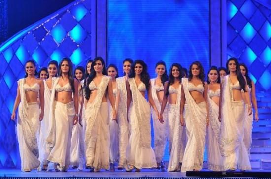 feminamiss india contestants