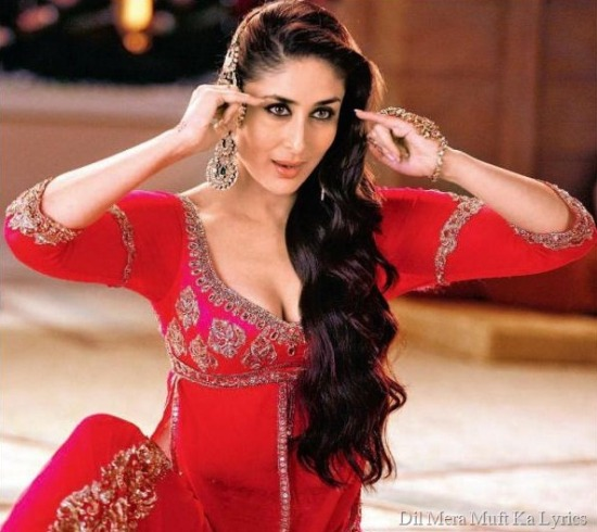 kareena kapoor doing the item number from the film agent vinod
