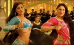 maryam zakaria with kareena kapoor in the film agent vinod