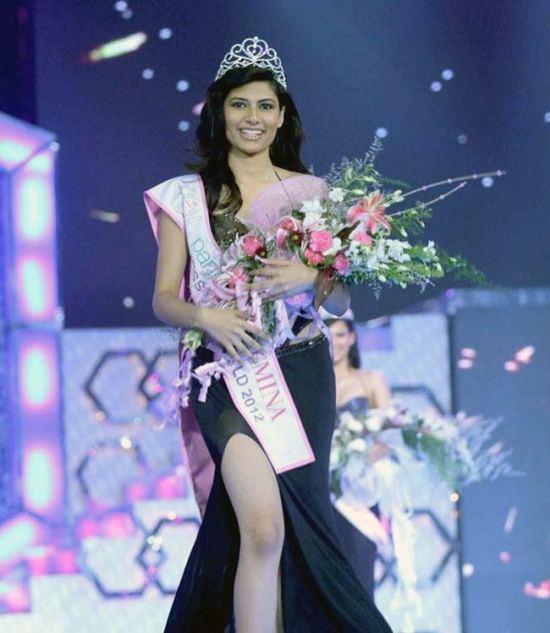 pantalons miss india 2012