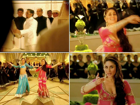 the bollywood masala item song dil mera muft ka from the film agent vinod