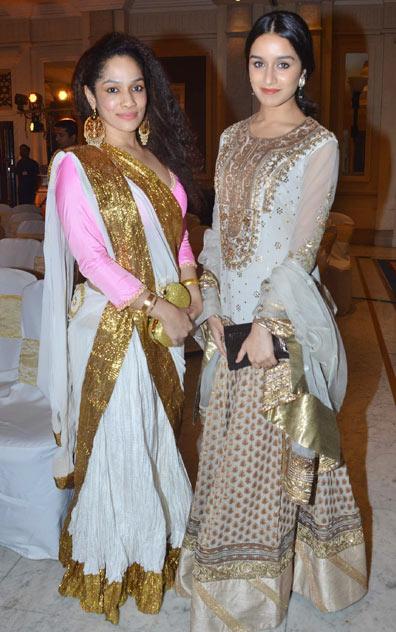 Masaba & Shradhha Kapoor