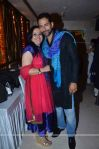 sudhanshu-pande-with-wifey-at-the-sangeet-ceremony-of-bappa-lahiri