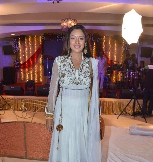 Rupali-Ganguly-at-Bappa-Lahiris-Sangeet-Ceremony