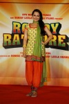 Sonakshi in promotion of Rowdy Rathore