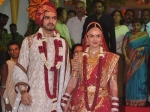 Esha Deol & Bharat Takhtani