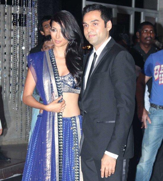 Preeti Desai & Abhay Deol