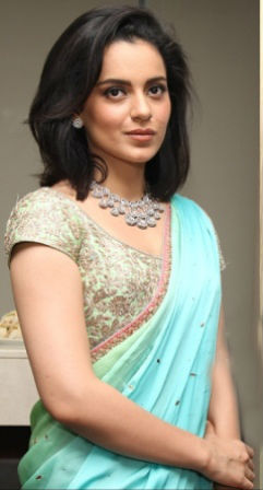 Kangna Ranaut in a traditional look