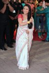 rani mukherjee in an elegant white saree