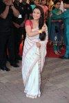 rani mukherjee in an elegant white saree
