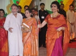 vinod_khanna with wife & yesteryear actress Vaijantimala