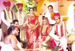 Esha & Bharat getting hitched