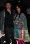 SOHAIL KHAN WITH WIFE