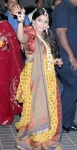 VIDYA LOOKING GORGEOUS IN HER MEHENDI ATTIRE