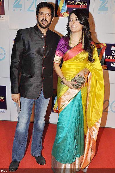 KABIR KHAN & WIFE MINI MATHUR