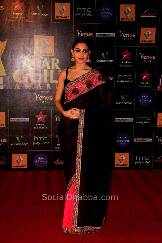 Anushka Sharma at the '8th Renault Star Guild Awards 2013' 04