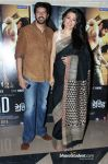 mini mathur at david screening