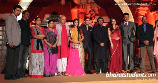 team of saraswatichandra