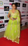 Asin in a wonderful green attire
