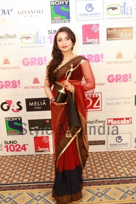 Gorgeous Rani Mukerji
