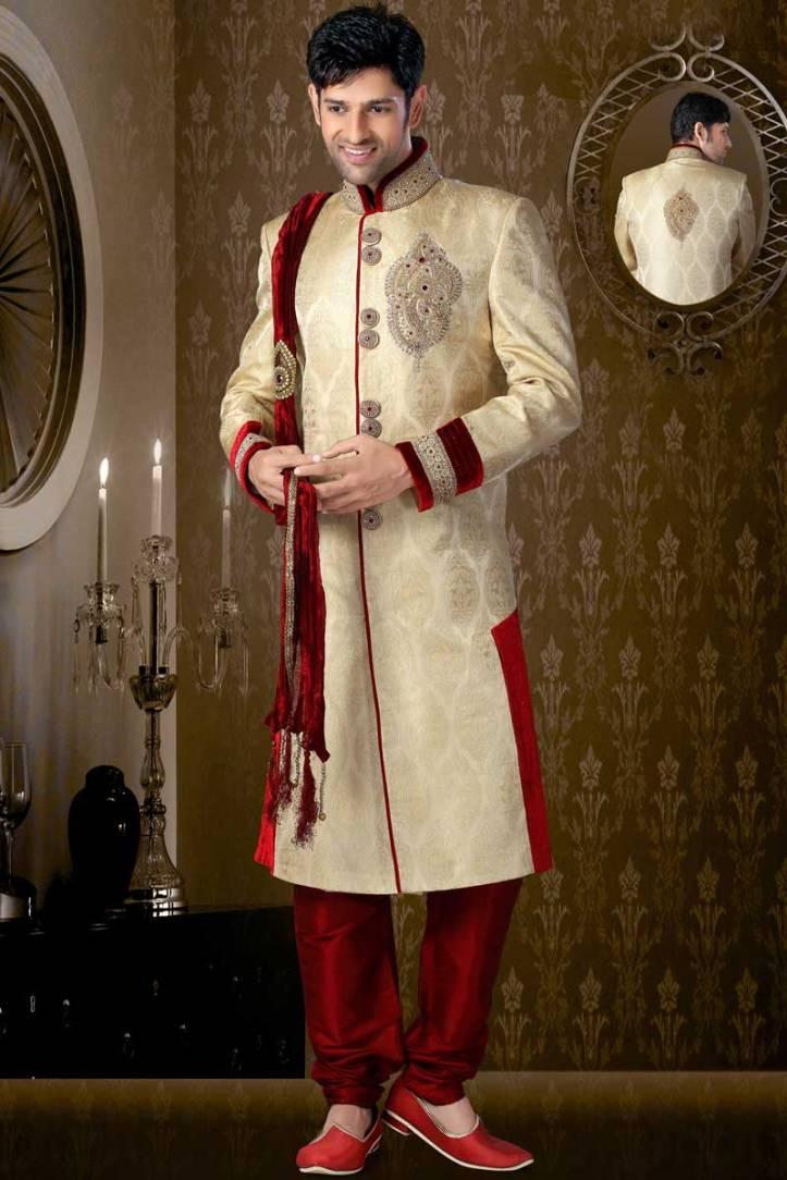 Sherwanis: The Quintessential Dress for the Indian Grooms ...