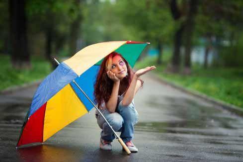 Rain-fashion