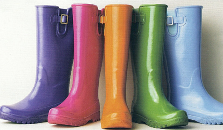 Rubber-Boots