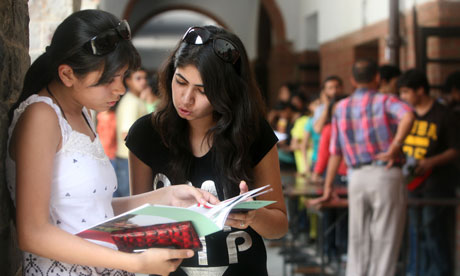 india teacher prejudice