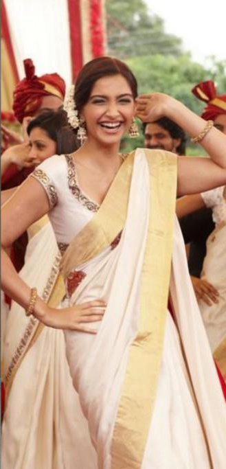 Bollywood movies and South Indian sarees   Designer Indian ...