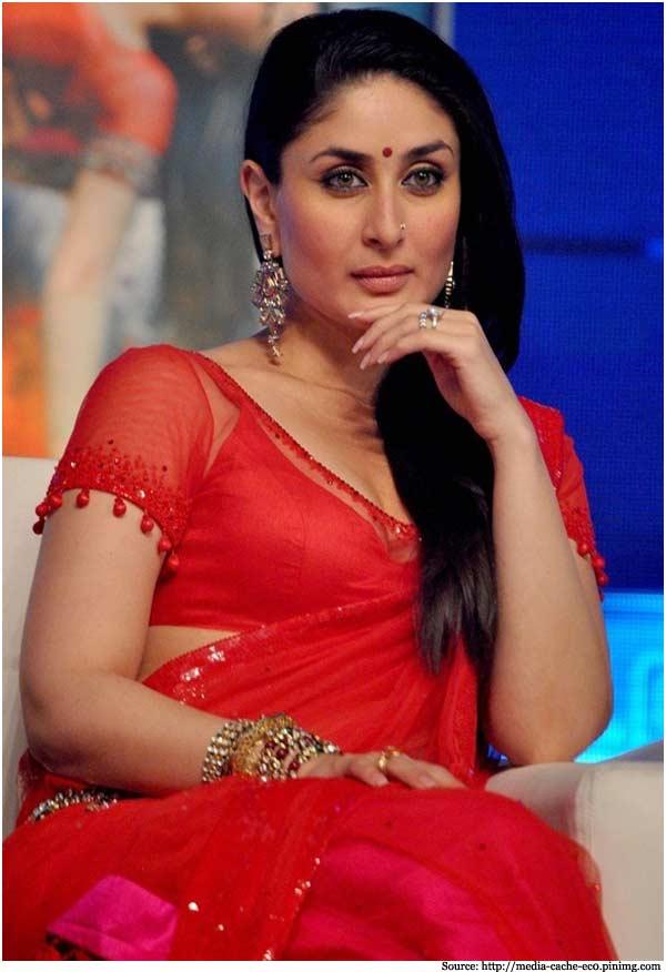 Kareena-Kapoor-red-saree