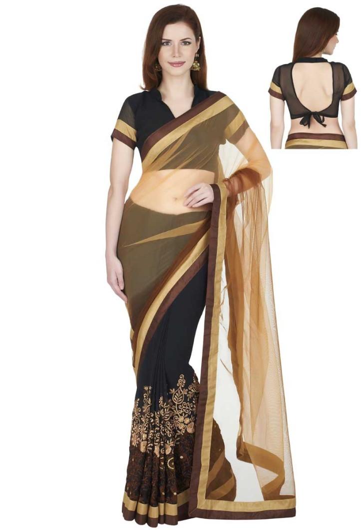 Designer sarees online collection