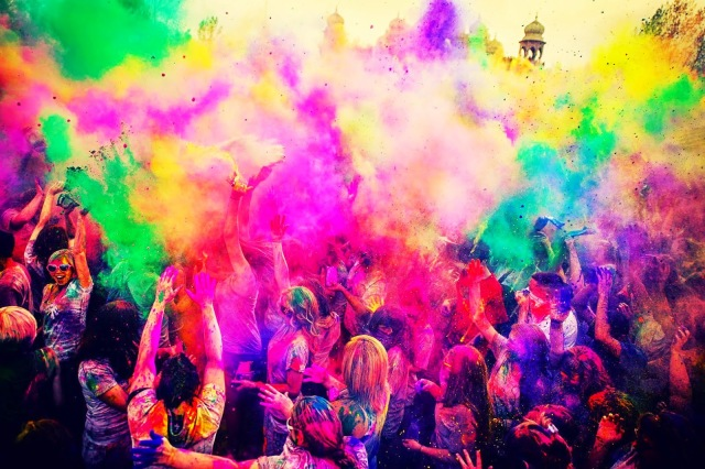 Holi Wallpaper 2015