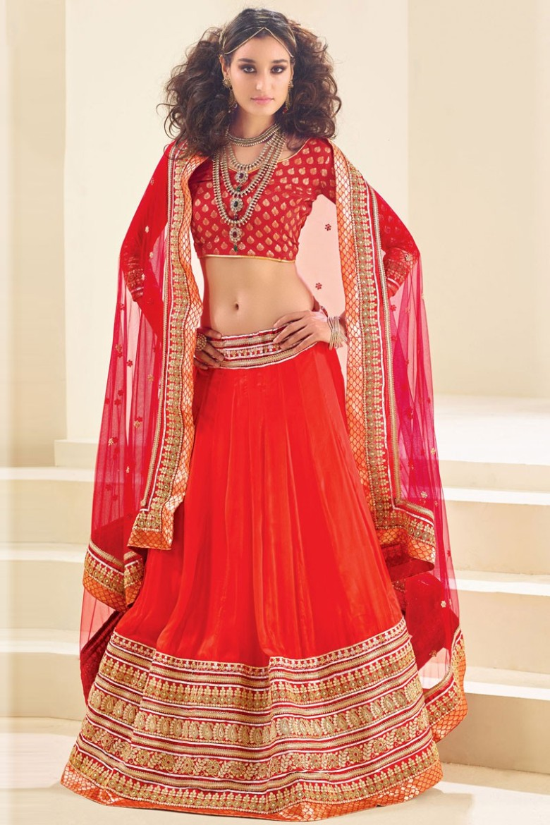 party-wear-lehenga-design