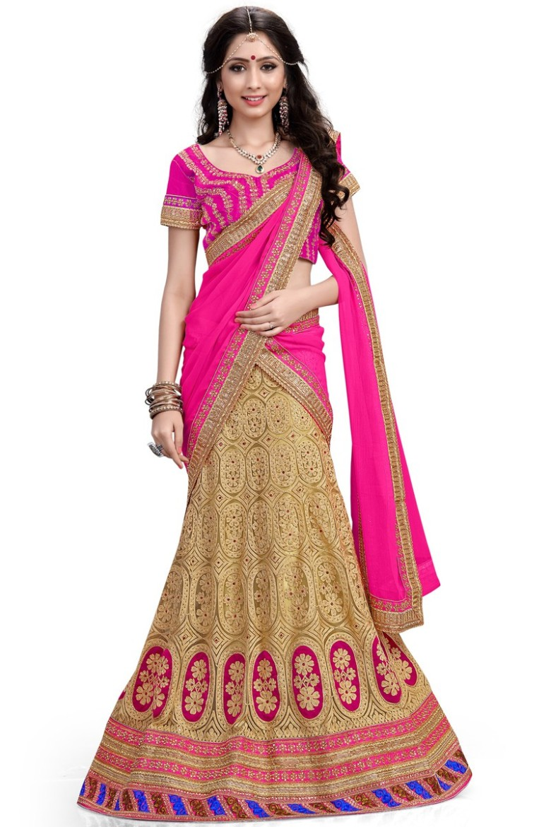 party-wear-lehenga
