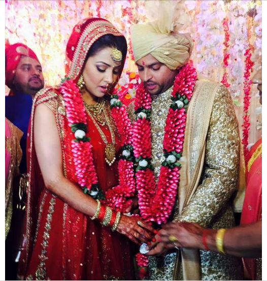 Suresh Raina Wedding