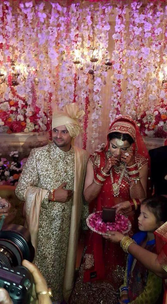suresh wedding