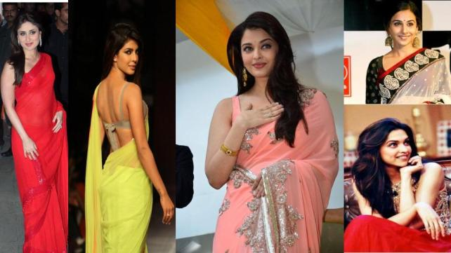5-celebs-in-saree