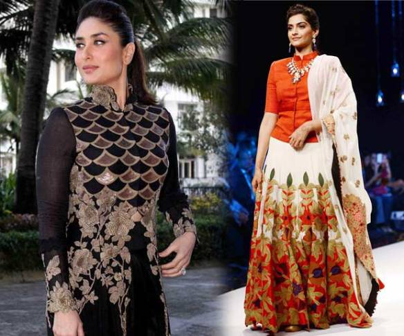 Top Five Indian Fashion Designers Of Bollywood Her Fashion Rules