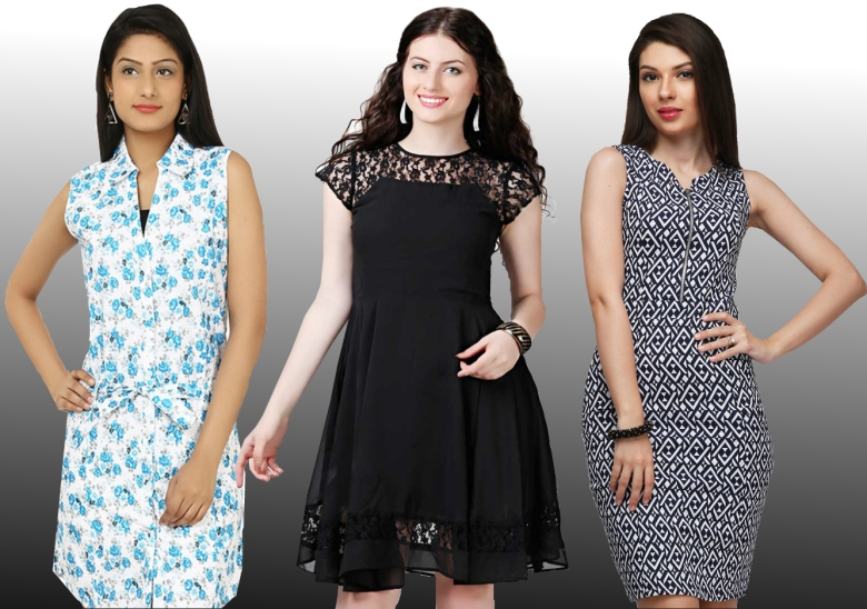 short dresses for women