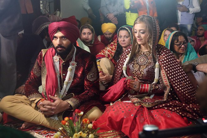 Yuvraj Singh wedding ceremony